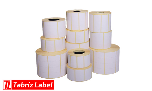 برچسب و رول لیبل کاغذی